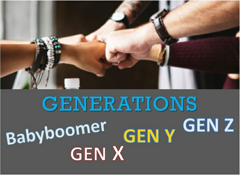 Neu bei panadress: Die Generations-Typologie für optimierte Zielgruppenansprache