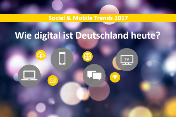 Trends Social und Mobile