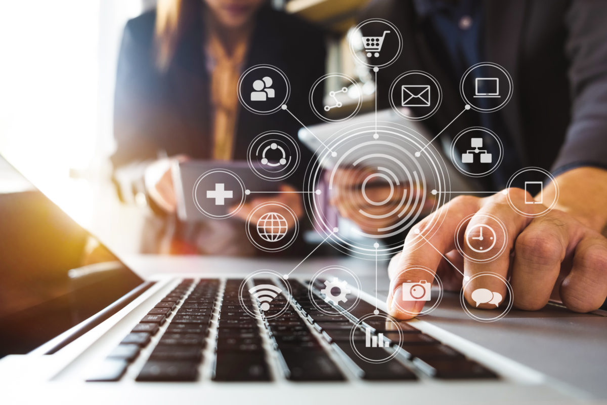 B2B Neukundengewinnung mit Web-Targeting