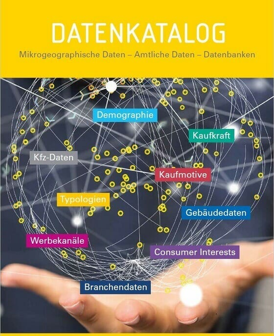 Panadress Datenkatalog - Mikrogeographische Daten - Amtliche Daten - Datenbanken