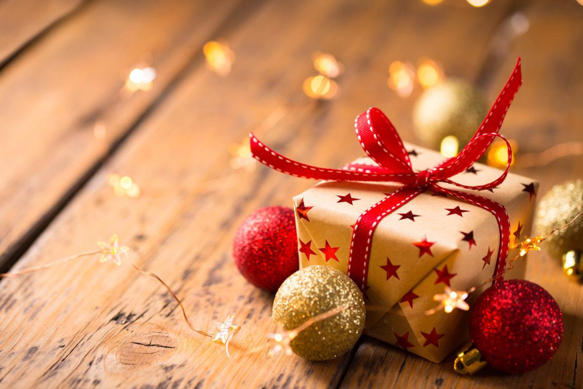 beliebte Weihnachtsgeschenk